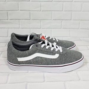 2463a91048970 Vans Shoes - Vans Ward Women's Skate Shoes Size 11 Light Grey